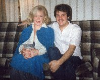 Kathy and Mark in 1983