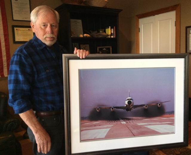 Steve taylor framed picture