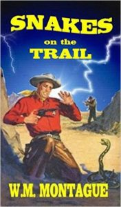 snakes on the trail new cover